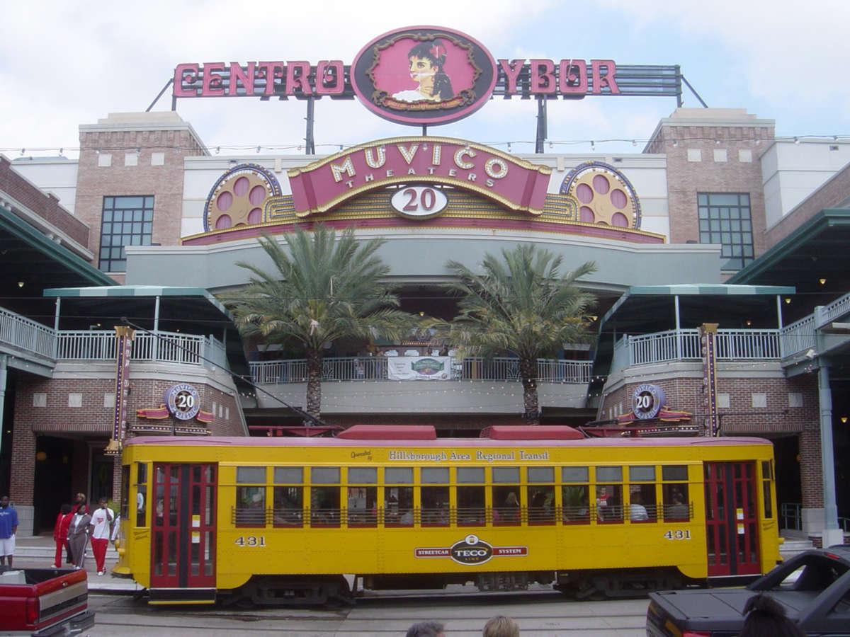 Quartier Ybor de Tampa