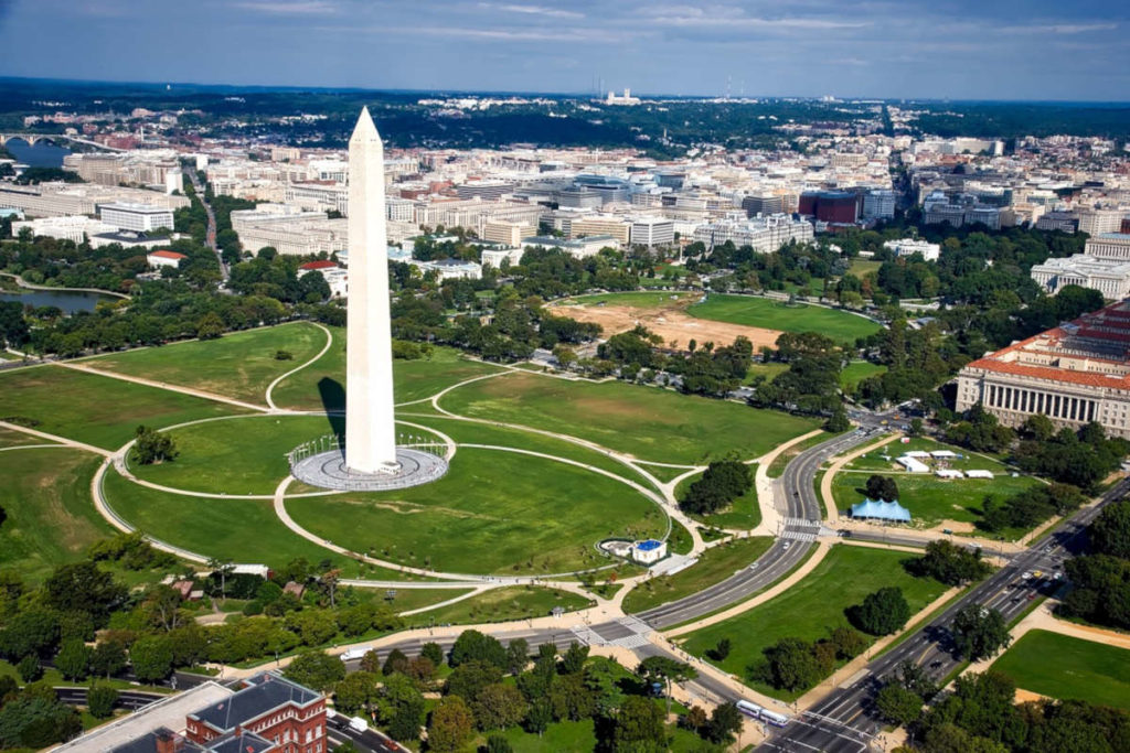 Washington DC : ville de sport et de culture